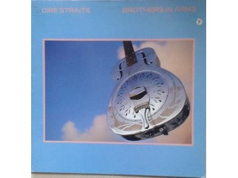 Dire Straits title* Brothers In Arms* Classic Rock LP