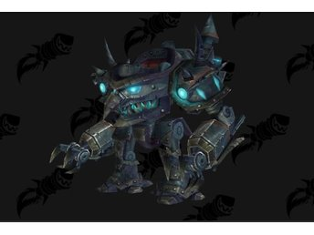 WoW Mount - Sky Golem