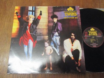 "Thompson Twins ""Here's The Future Days"""