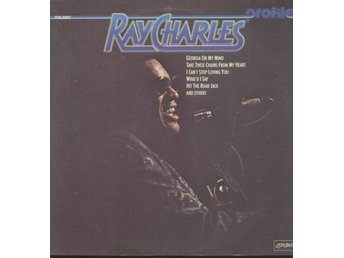 LP Ray Charles  Profile