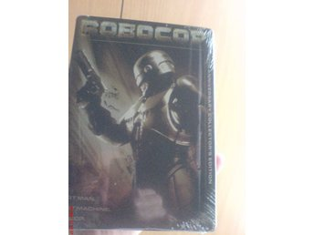 RoboCop 20th. Anniversary Unrated Directors Cut - Tinbox - R1 - NY!