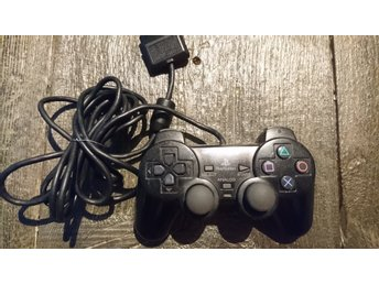 Sony Dual Shock 2 Original Handkontroll PS2 Playstation 2 Dualshock 2