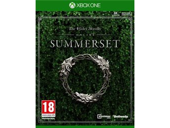 The Elder Scrolls Online Summerset (XBOXONE)