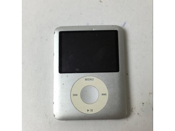 Apple, iPod, Silverfärgad