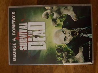 SURVIVAL OF THE DEAD --- DVD Film