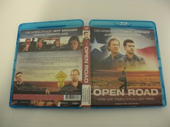 The Open road  -  Blu-ray