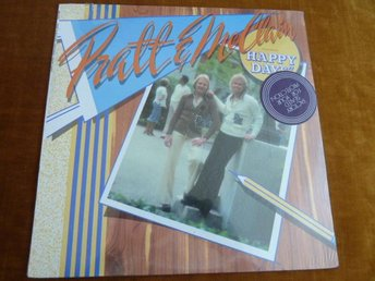 PRATT & MC CLAIN, HAPPY DAY'S,  LP, LP-SKIVA