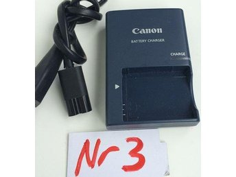 CANON BATTERY CHARGER BATTERY CB -2LXE 4.2V 0.70A