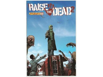 Raise The Dead 2 # 1 Cover B NM Ny Import REA!