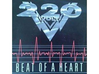 """220 Volt titel* Beat Of A Heart* EU 7"""" - Hägersten - 220 Volt titel* Beat Of A Heart* EU 7"""" - Hägersten"""