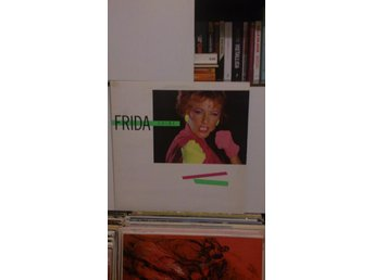 Frida - Shine, vinyl LP