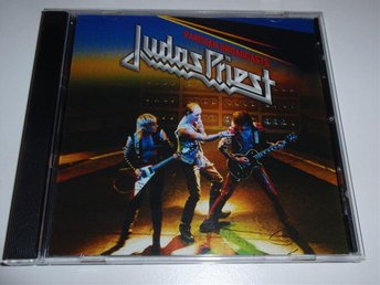JUDAS PRIEST - PARISIAN BROADCAST BONUS / FRANCE 1981 LIMITED RARE! - årnes ( Norge ) - JUDAS PRIEST - PARISIAN BROADCAST BONUS / FRANCE 1981 LIMITED RARE! - årnes ( Norge )
