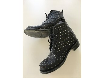 Mexicanaboots Lace-Up Studs storlek 35