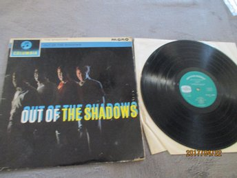 THE SHADOWS-out of the shadows   NL.COLUMBIA SX 1458