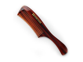 1541 Rounded Pocket Beard Comb