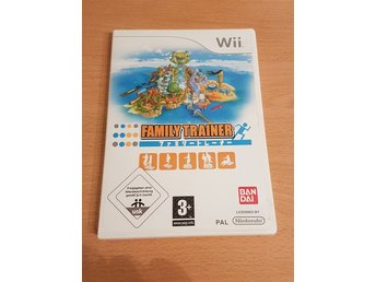 Nintendo Wii Family trainer