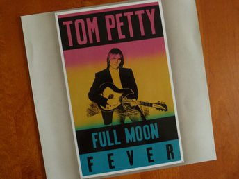 LP Tom Petty & Heartbreakers- Full Moon Fever VG++
