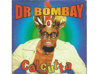 DR BOMBAY -CALCUTTA   ( CD SINGLE )