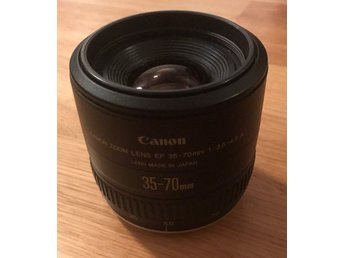 Canon 35-70mm 3.5-4.5 A