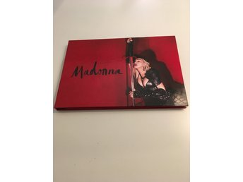 MADONNA - Rebel Hearts Tour Concert VIP Book Limited Edition Promo Ticket