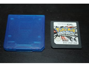 Pokemon Platinum DS