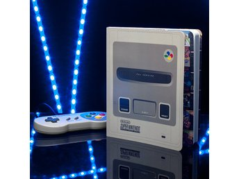 Super Nintendo SNES Notebook