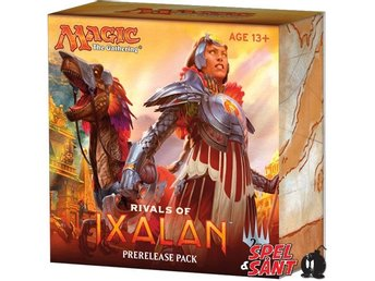 Magic Rivals of Ixalan Prerelease Pack