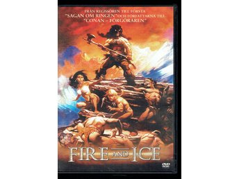 Dvd film - Fire and Ice