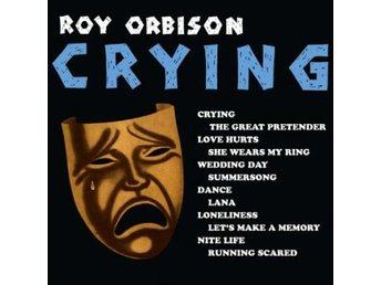 Orbison Roy: Crying 1962 (CD)