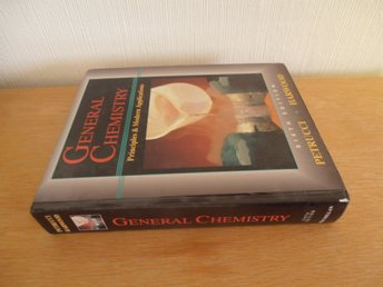 GENERAL CHEMISTRY - Principles & Modern Applications - Sixth Edition - Kemi
