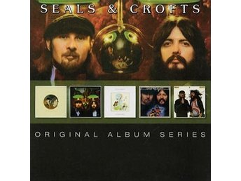 Seals & Crofts: Original album series 1972-76 (5 CD)