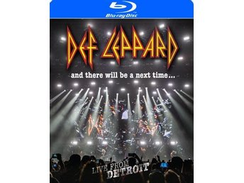 Def Leppard: And there will be a next time/Live (Blu-ray)