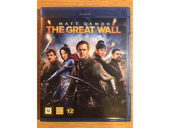 Blu-Ray: The Great Wall - Matt Damon