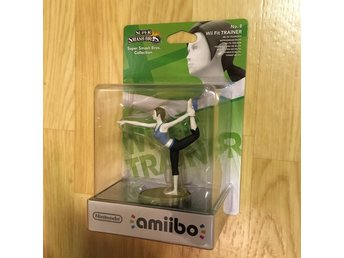 No. 08 Wii Fit Trainer (amiibo)