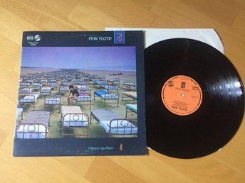 Pink Floyd-A Momentary Lapse of Reason/Hungary press/LP/Exc!