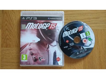 PlayStation 3/PS3: MotoGP Moto GP 15 2015