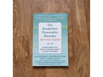 The Borderline Personality Disorder Survival Guide (Alexander L. Chapman)