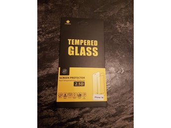 iPhone 7 / 8 skärmskydd av härdat glas Tempered Glass Screen Protector