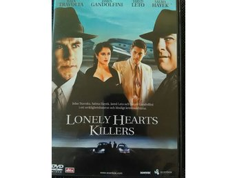 Lonely hearts killers - John Travolta, Jared Leto, Salma Hayek