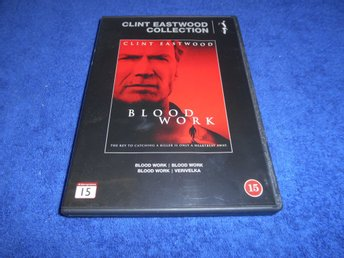 Blood Work (DVD) Clint Eastwood