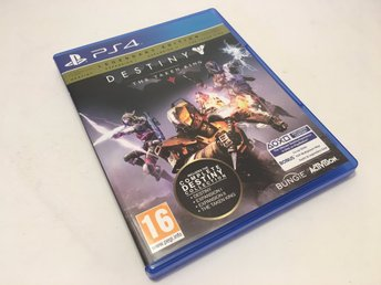 Spel - Destiny - Legendary Edition - PS4