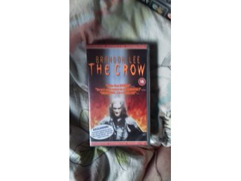 The crow   VHS