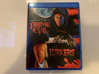 Prime Evil + Lurkers (Vinegar Syndrome, US Import, Regionsfri)