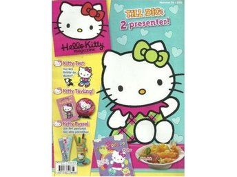 HELLO KITTY  - MAGAZINE  NR 6 2012