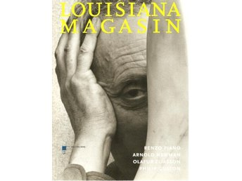 Louisiana magasin nr 9 maj 2003.