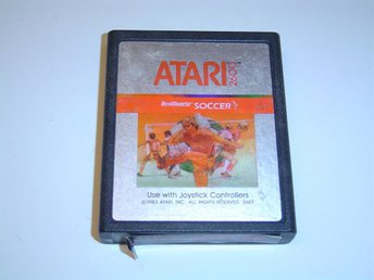 Real Sports Soccer Atari 2600 2600