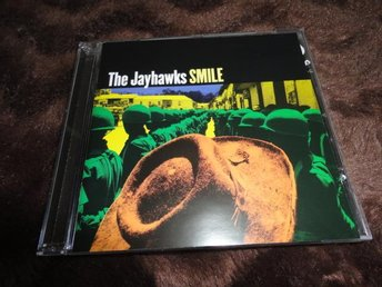 THE JAYHAWKS --SMILE (NYSKICK) - Köping - THE JAYHAWKS --SMILE (NYSKICK) - Köping