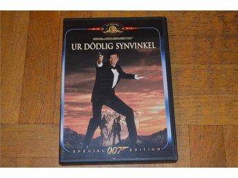 Ur Dödlig Sunvinkel - James Bond 007 ( Roger Moore ) DVD - Töre - Ur Dödlig Sunvinkel - James Bond 007 ( Roger Moore ) DVD - Töre