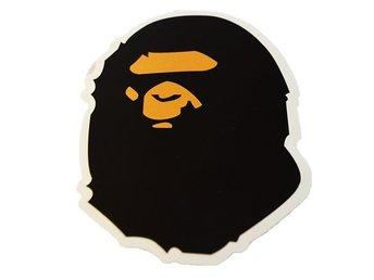 Stickers med en apa/gorilla Dekal Stickers Klisterdekal - Kristianstad - Stickers med en apa/gorilla Dekal Stickers Klisterdekal - Kristianstad