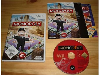 Wii: Monopoly